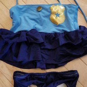 Swim - Custom police officer bathing suit